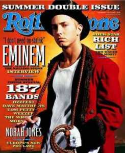 Eminem Rolling Stone Cover web