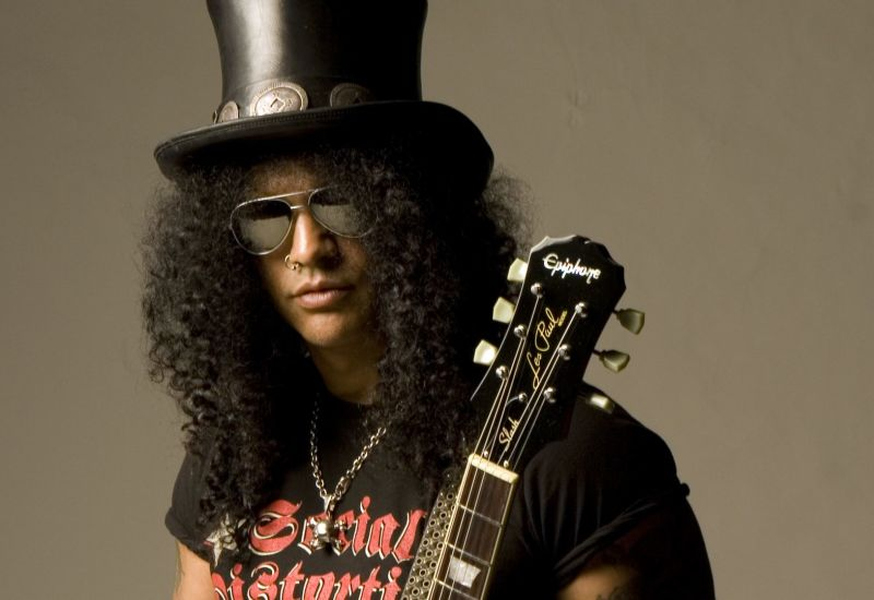 Slash guitar